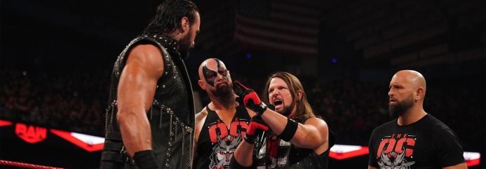WWE RAW Results – November 25th, 2019