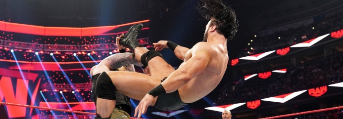 WWE RAW Results – March 9th, 2020