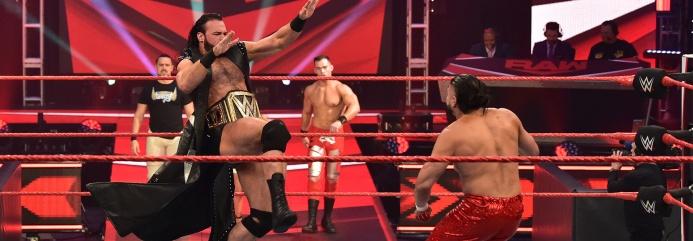 WWE RAW Results – April 20th, 2020