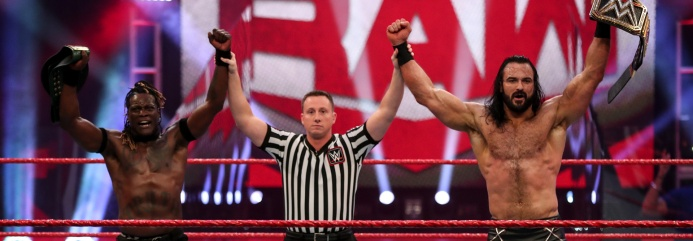 WWE RAW Results – June 15th, 2020