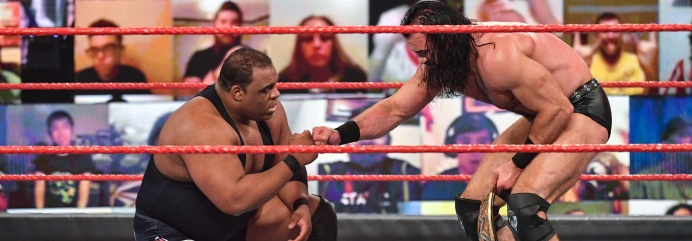 WWE RAW Results – January 4th, 2021