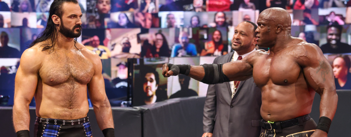 WWE RAW Results – May 3rd, 2021