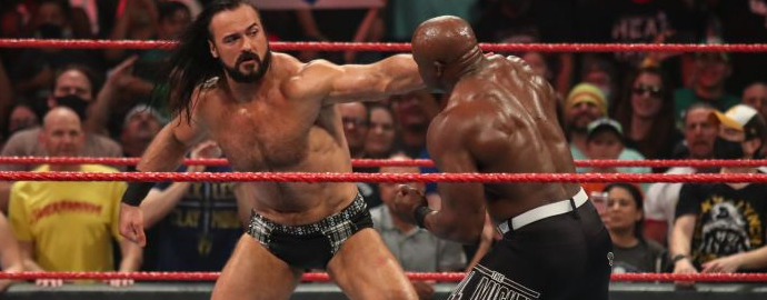 WWE RAW Results – August 23rd, 2021